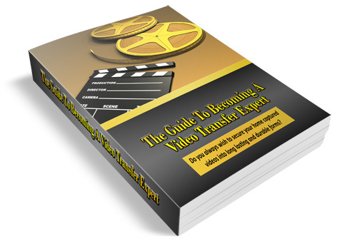 Pay for The Guide to becoming a Video Transfer Expert  with MRR