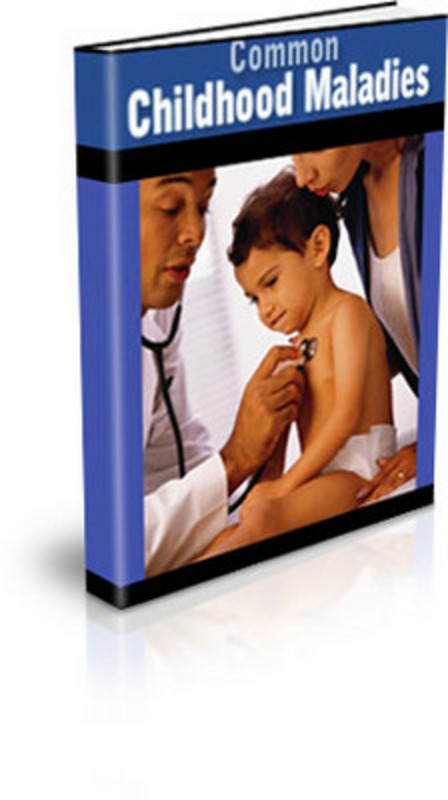 Pay for Common Childhood Maladies - Ebook with MRR