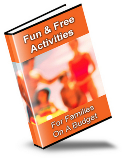 Pay for Fun And Free Activities - Ebook with MRR