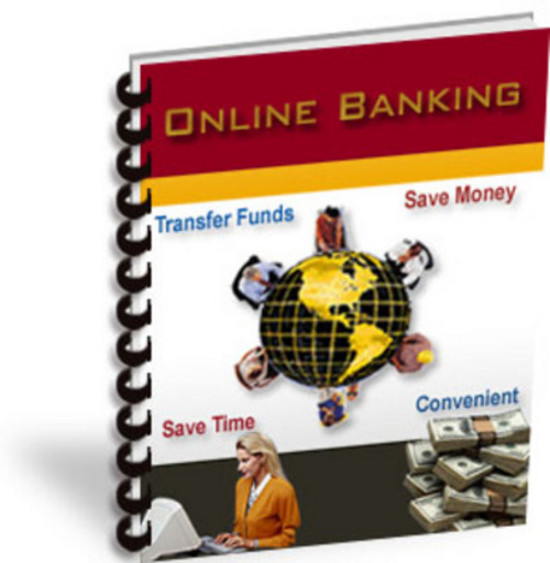 Pay for Online Banking - Ebook with MRR