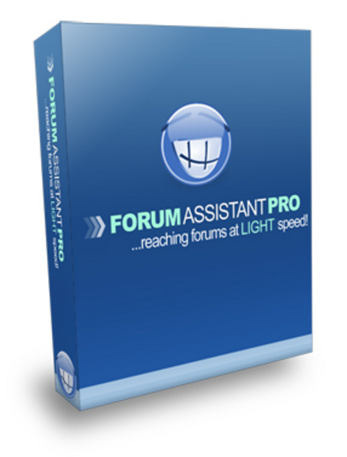 Pay for Forum Assistant Pro - Software with MRR