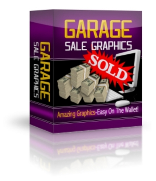 Pay for Garage Sale Graphics with MRR