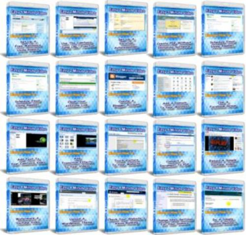 Pay for 20 Quick Marketing Videos - Instruction Videos with PLR