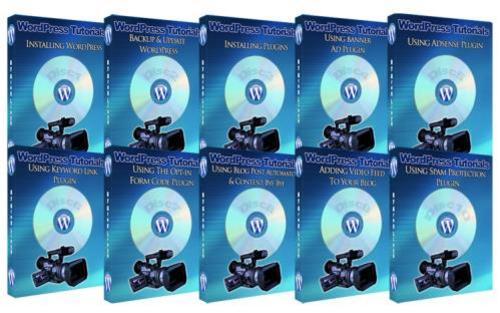 Pay for Wordpress Blog Training Videos -Videos & Bonus with MRR