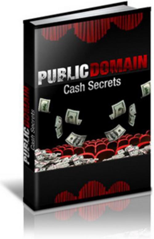 Pay for Public Domain Cash Secrets - Ebook Audio & Pdf with PLR