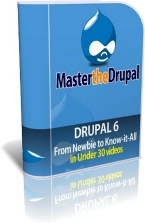 Pay for Master The Drupal - Instruction Videos with PLR