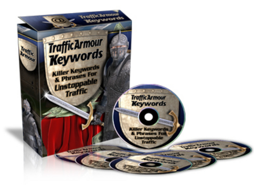 Pay for Traffic Armour Keywords - Instruction Videos