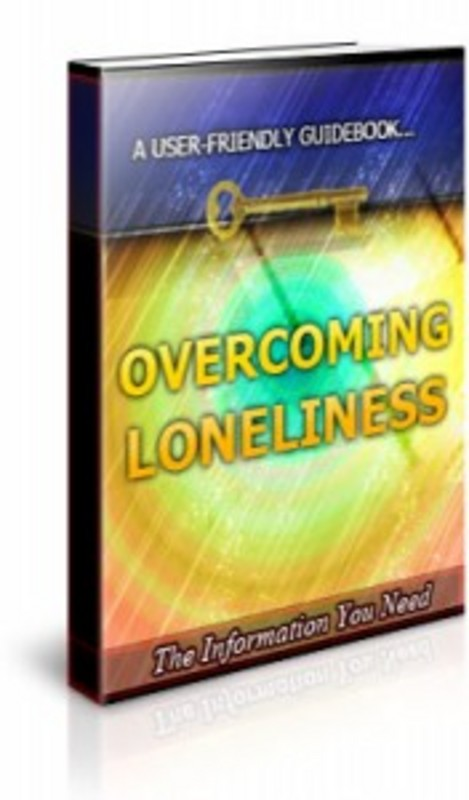 Pay for Overcoming Loneliness - Brandable Ebook with PLR
