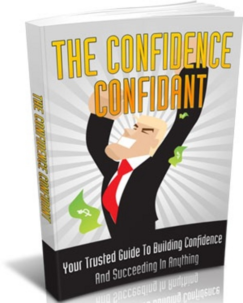 Pay for The Confidence Confidant - Ebook with MRR