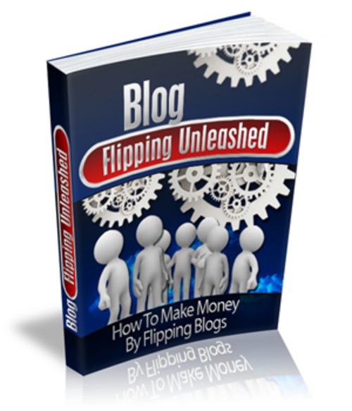 Pay for Blog Flipping Unleashed - Ebook with MRR