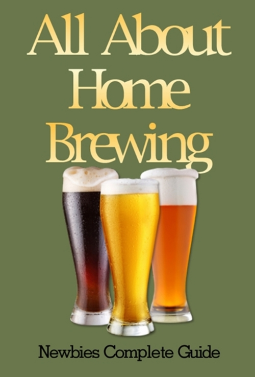Pay for All About Home Brewing - Ebook with PLR