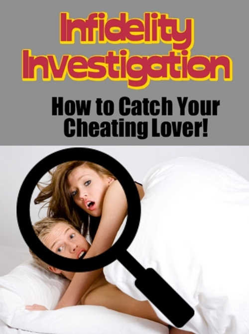 Pay for Infidelity Investigation - Ebook with PLR