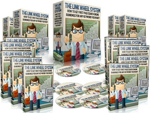 Pay for The Link Wheel System - Instruction Videos with MRR