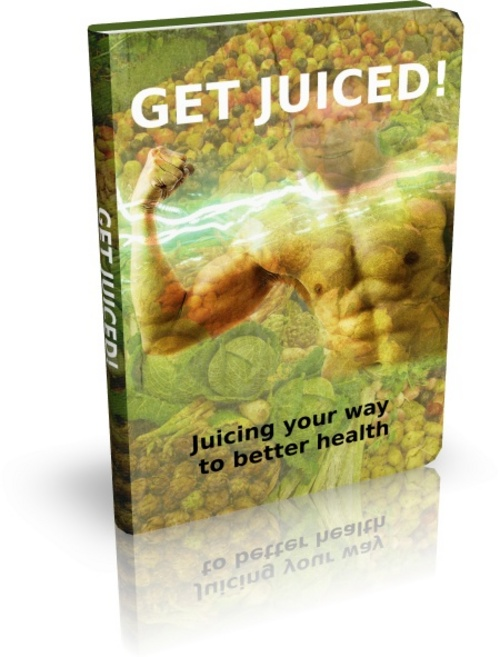 Pay for Get Juiced - eBook with PLR