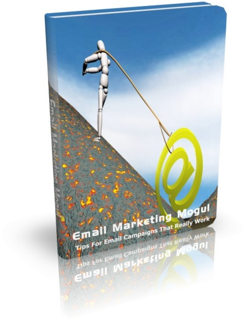 Pay for Email Marketing Mogul - eBook with PLR