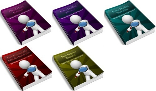 Pay for PLR Ebook Collection #7 - 5 eBooks with PLR