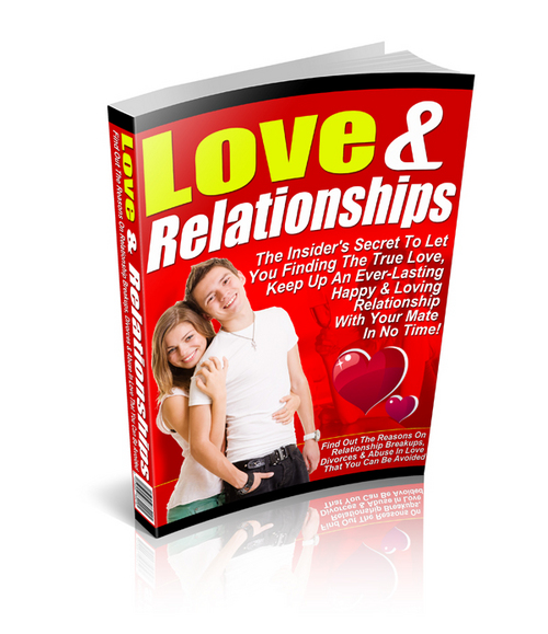 Pay for Love and Relationships - eBook