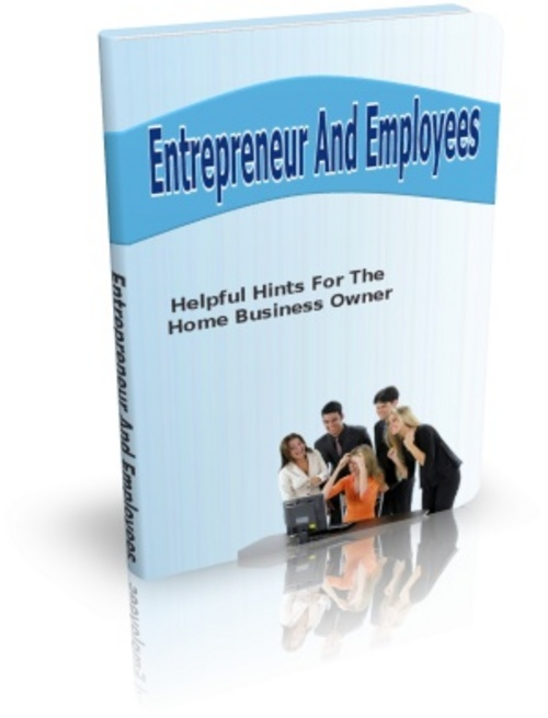 Pay for Entrepreneur And Employees - eBook with MRR