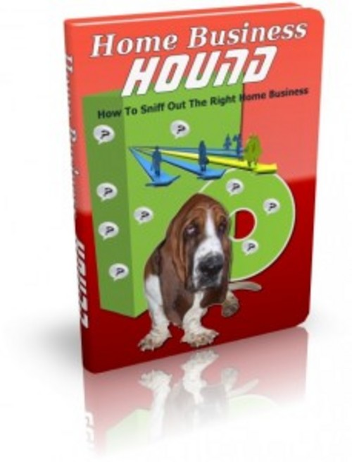 Pay for Home Business Hound - eBook with MRR