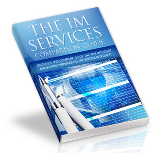 Pay for IM Services Comparison Guide - eBook with MRR