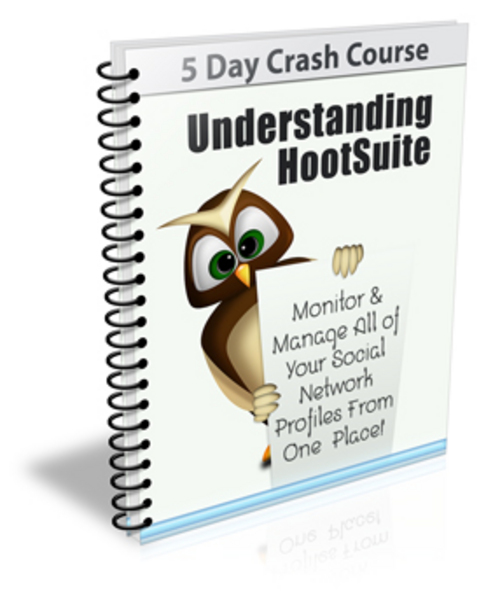 Pay for Understanding Hoot Suite - eCourse with PLR