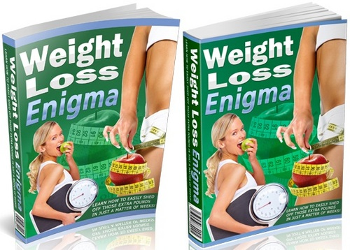 Pay for Weight Loss Enigma - eBook with MRR