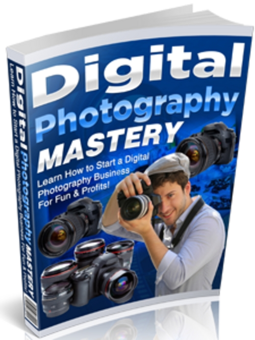 Pay for Digital Photography Mastery - eBook with MRR