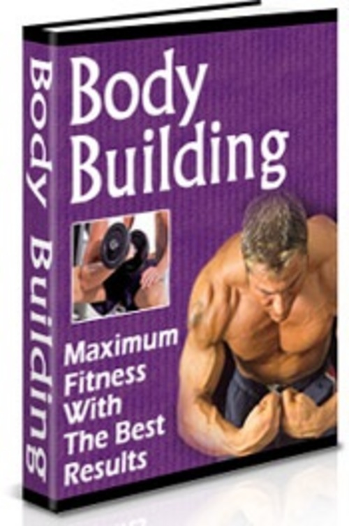 Pay for Body Building - eBook & 50 Articles with PLR