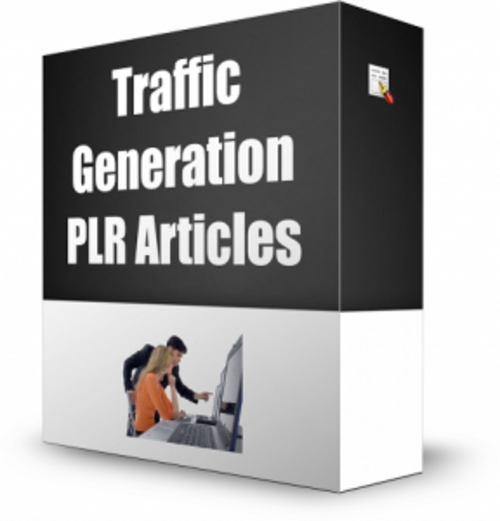 Pay for 20 Traffic Generation PLR Articles - Articles with PLR