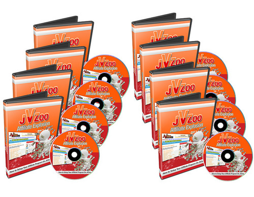 Pay for JVZoo Affiliate Explosion - Video Package