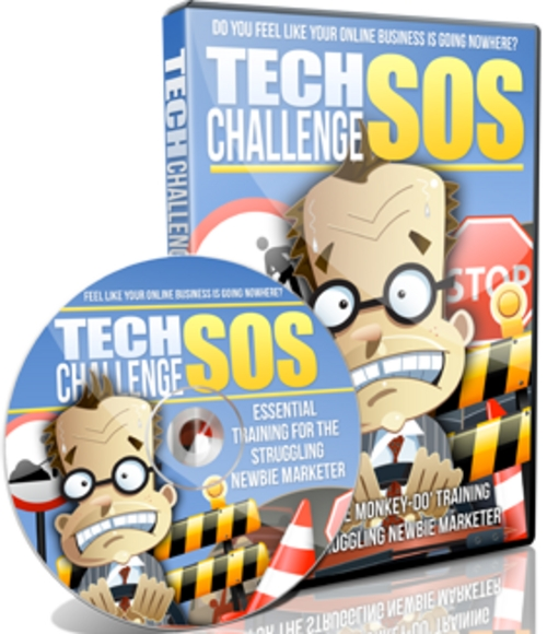 Pay for Tech Challenge SOS - Video Package with MRR