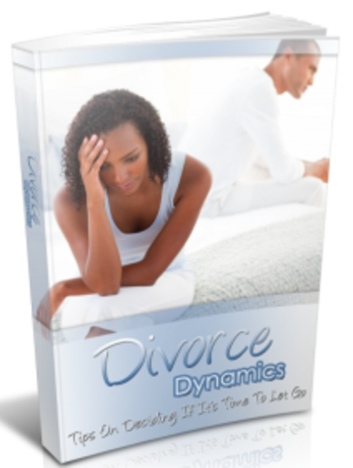 Pay for Divorce Dynamics - eBook with MRR