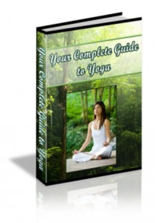 Pay for Your Complete Guide To Yoga - Video  Audio & Pdf eBook with MRR