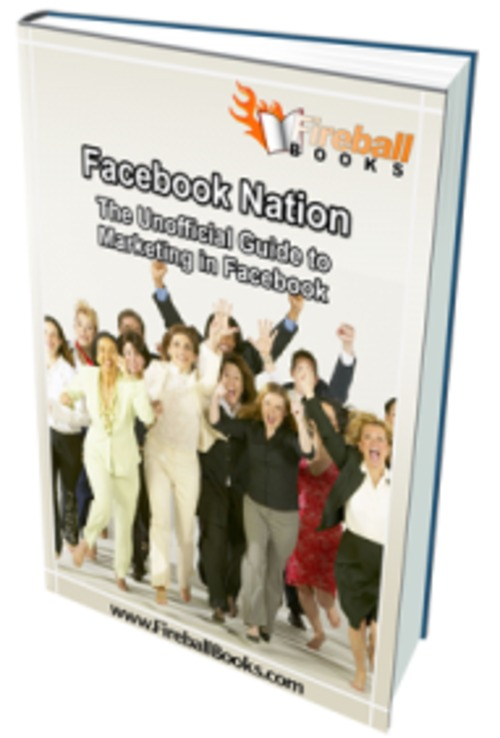 Pay for Facebook Nation - eBook with MRR