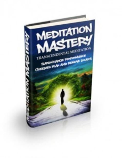 Pay for Transcendental Meditation - eBook with MRR