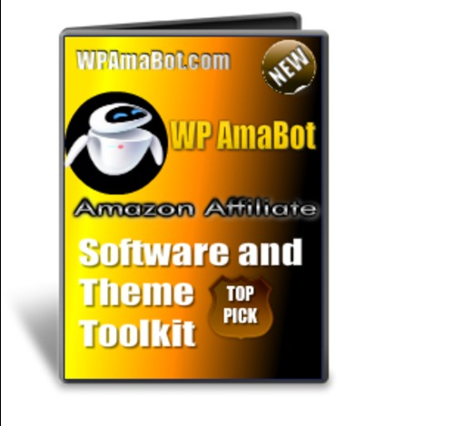 Pay for WP AmaBot Software And Theme Toolkit - with RR