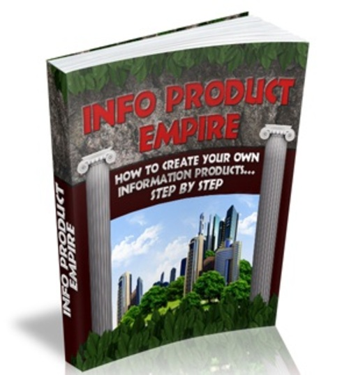 Pay for Info Product Empire - eBook with MRR