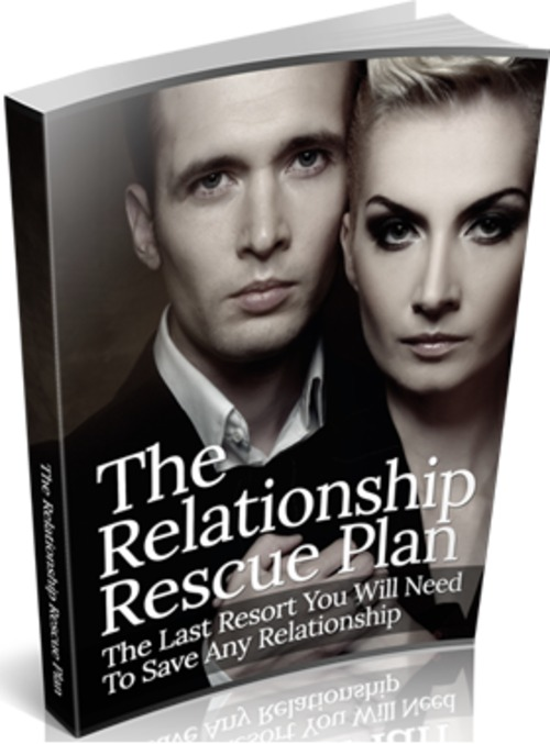 Pay for The Relationship Rescue Plan - eBook with MRR