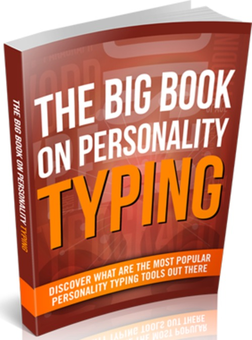 Pay for The Big Book On Personality Typing - eBook with MRR