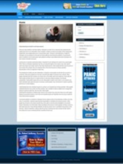 Pay for Self Help Blog - WP Blog with PLR & 6 eBooks Bonus