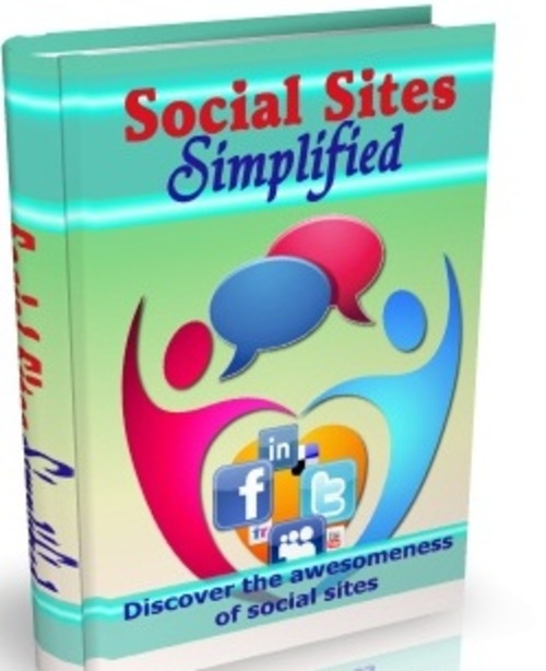 Pay for Social Sites Simplified - eBook with MRR