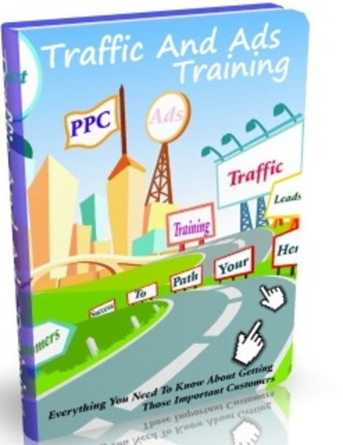 Pay for Traffic And Ads Training - eBook with MRR