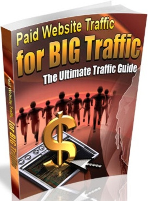 Pay for Paid Website Traffic For Big Traffic - eBook & Articles
