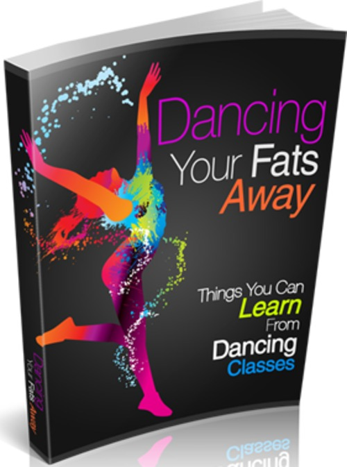 Pay for Dancing Your Fats Away - eBook with MRR