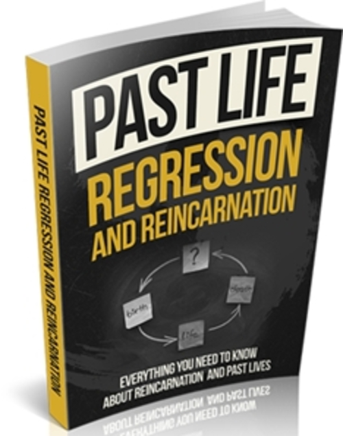 Pay for Past Life Regression And Reincarnation - eBook with MRR