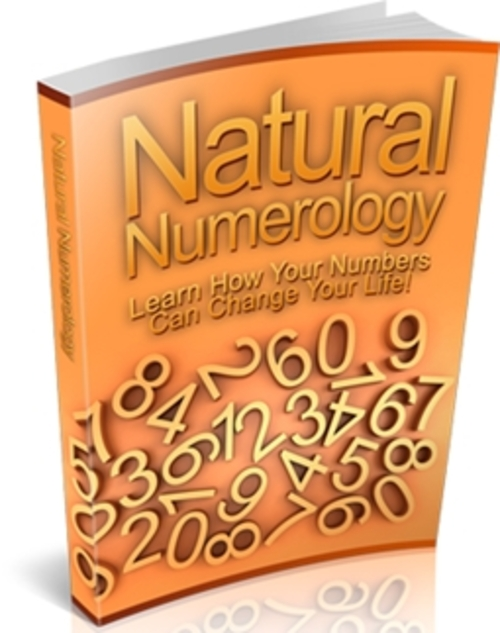Pay for Natural Numerology - eBook with MRR