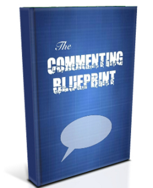 Pay for Comment Blueprint - eBook with MRR