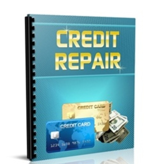 Pay for Credit Repair - eBook Articles Report  with MRR