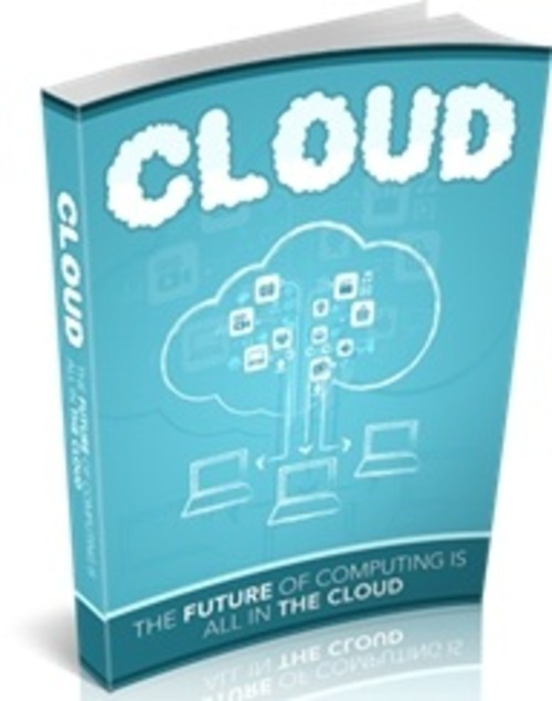 Pay for CLOUD - eBook & Report with MRR