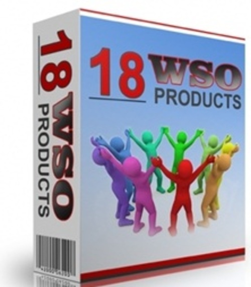 Pay for 18 WSOs  Sean Mize - Package with PLR
